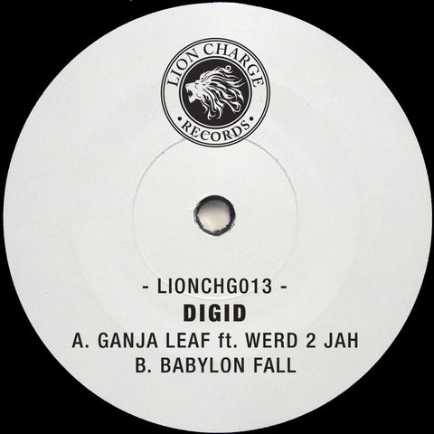 Digid - Ganja Leaf / Babylon Fall