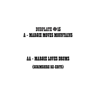 Scrimshire Edits - Margie Moves Mountains - Unearthed Sounds, Vinyl, Record Store, Vinyl Records