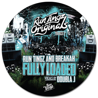 Run Tingz & Breakah ft. Doubla J - Fully Loaded (DnB Versions) - Unearthed Sounds