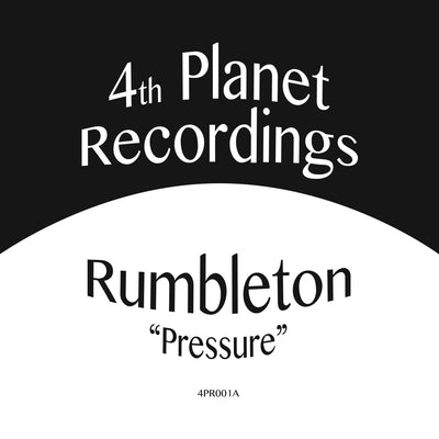 Rumbleton - Pressure // Ultramagnetic - Unearthed Sounds