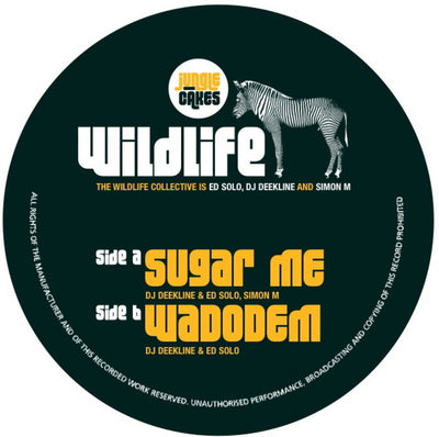 Wildlife Collective - Sugar Me/ Wadodem - Unearthed Sounds