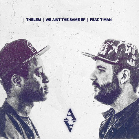 "Thelem - We Ain't the Same EP (2 x 12"")"