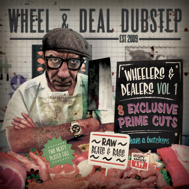Various Artists - Wheel & Deal Dubstep Vol 1 [Plate 2] - Unearthed Sounds