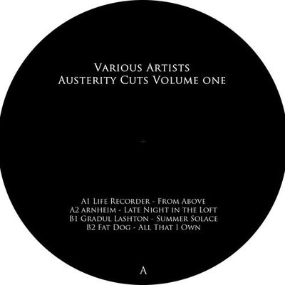 Various Artists - Austerity Cuts Vol. 1 - Unearthed Sounds