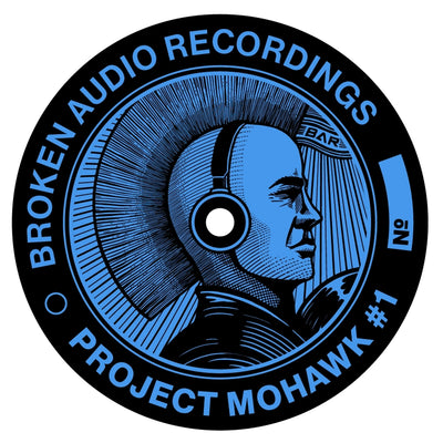 "Project Mohawk #1 10"" Dubs - Unearthed Sounds"