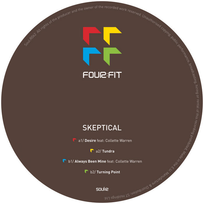 Skeptical - Foufit EP 1 - Unearthed Sounds