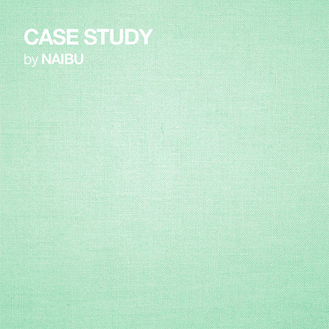 Naibu - Case Study LP [Limited Coloured Vinyl]