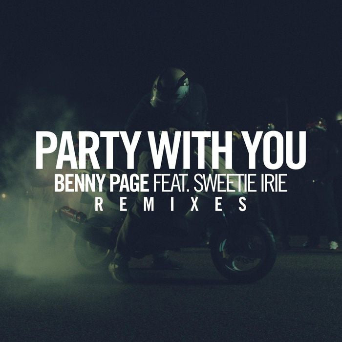 Benny Page Feat Sweetie Irie ‎– Party With You - Unearthed Sounds
