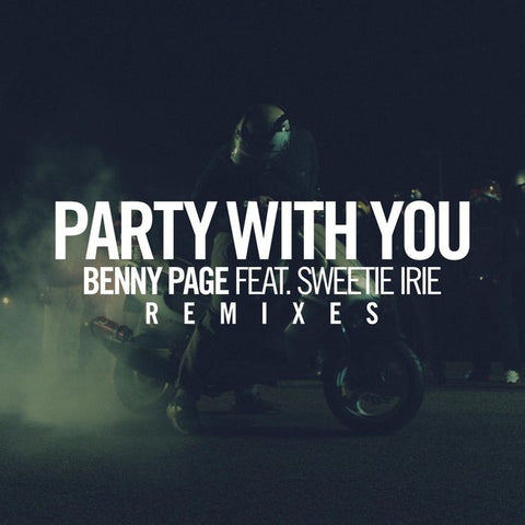 Benny Page Feat Sweetie Irie ‎– Party With You