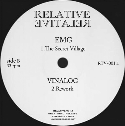 John Swing / EMG - Relative 001.1 - Unearthed Sounds