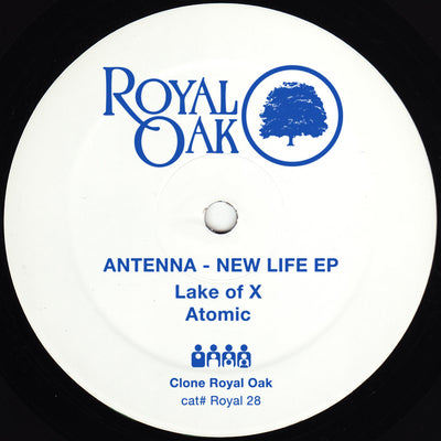 Antenna - New Life - Unearthed Sounds
