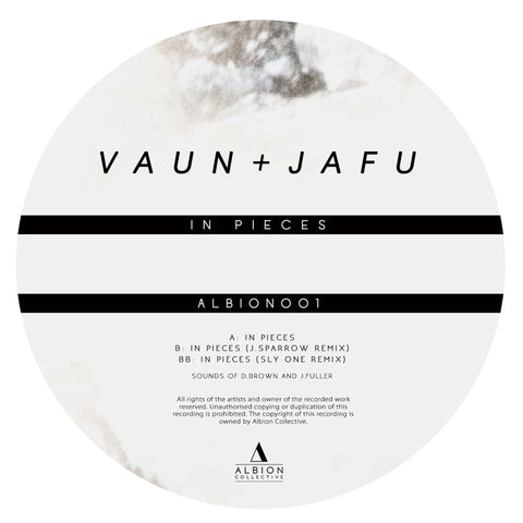 Vaun & Jafu - In Pieces (Incl J. Sparrow & Sly One Remix)