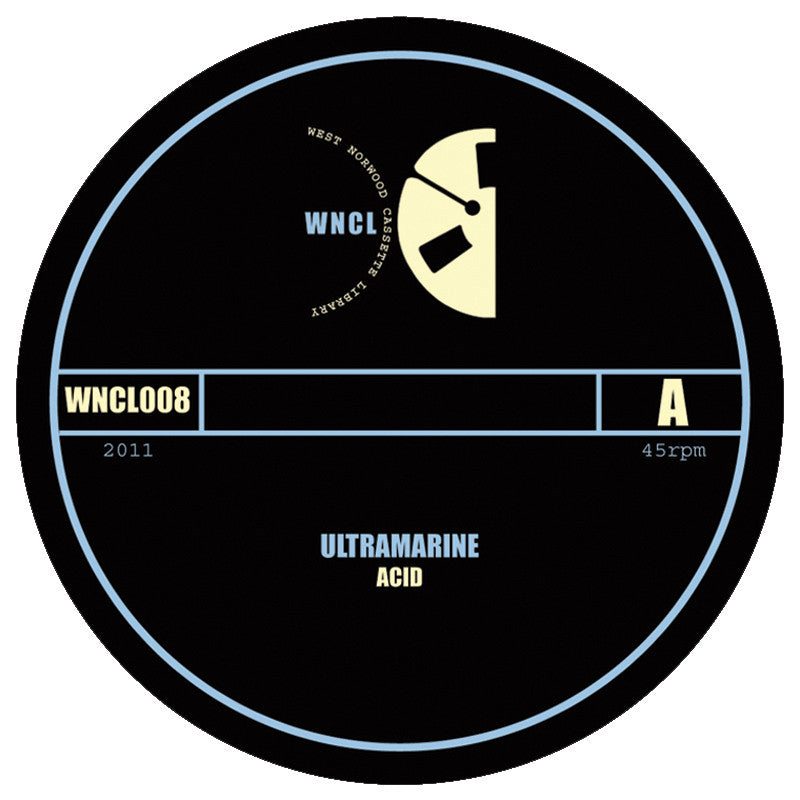Ultramarine ‎– Acid / Butch - Unearthed Sounds