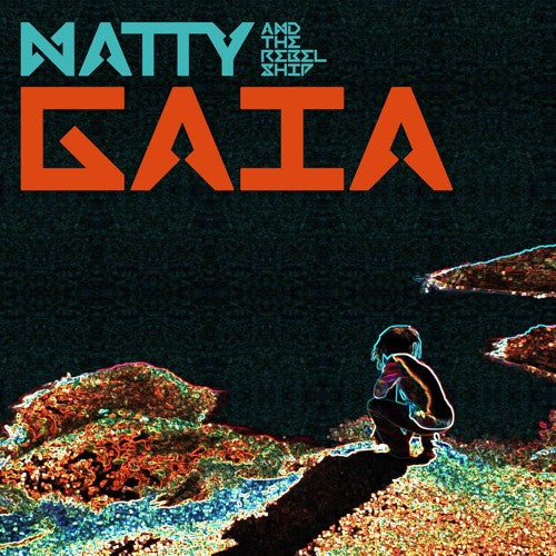 "Natty and the Rebelship - Gaia [7"" Vinyl] , Vinyl - Vibes & Pressure, Unearthed Sounds"