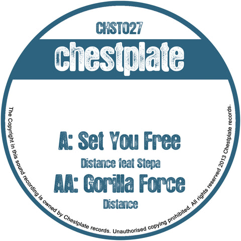 Distance - Set You Free / Gorilla Force