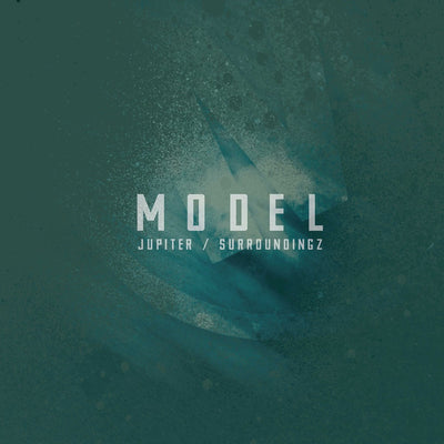 Model - Jupiter / Surroundingz - Unearthed Sounds, Vinyl, Record Store, Vinyl Records