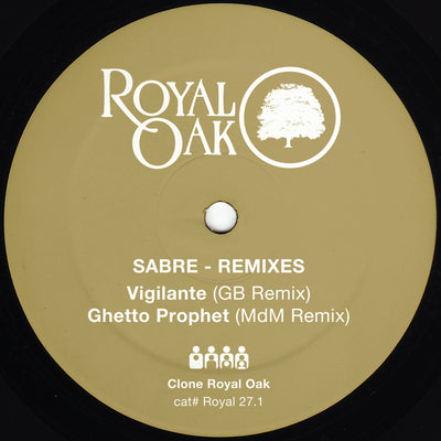 Sabre - Remixes - Unearthed Sounds