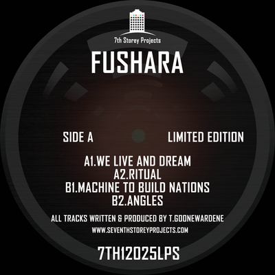 "Fushara - Tomorrow's Symbolism - 12"" Album Sampler - Unearthed Sounds"