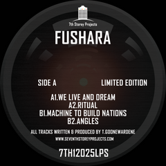 "Fushara - Tomorrow's Symbolism CD & 12"" Sampler Bundle"