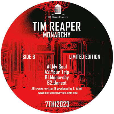 Tim Reaper - Monarchy - Unearthed Sounds