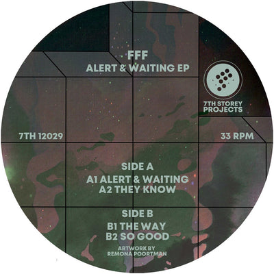 FFF - Alert & Waiting EP - Unearthed Sounds