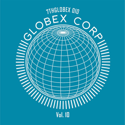 "Tim Reaper & Dwarde Present: Globex Corp Volume 10 - ""The Remixes"" [Turquoise Vinyl] - Unearthed Sounds"