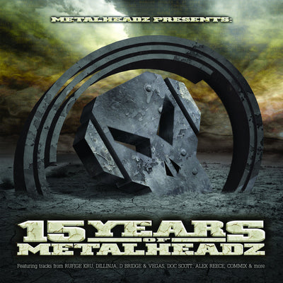 Various Artists '15 Years Of MetalHeadz' - Unearthed Sounds