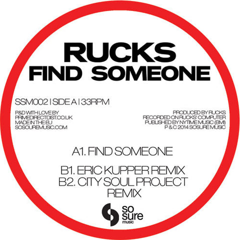 Rucks - Find Someone