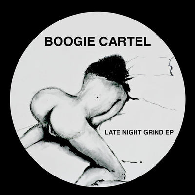 The Boogie Cartel - Late Night Grind - Unearthed Sounds
