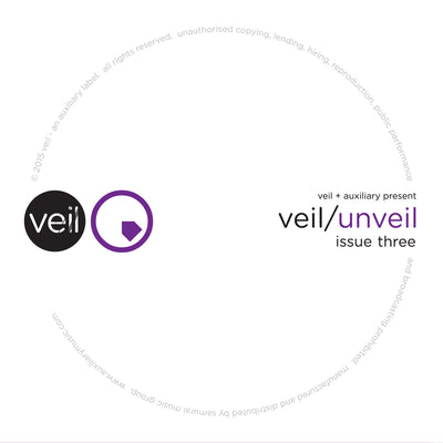 Veil/Unveil - Issue 3 - Unearthed Sounds
