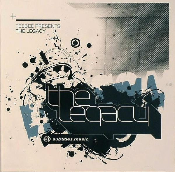 Teebee - The Legacy (CD) - Unearthed Sounds