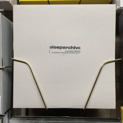 Sleeparchive - A Wounded Worker - Unearthed Sounds, Vinyl, Record Store, Vinyl Records