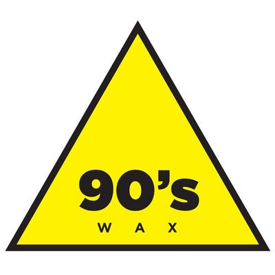 Younger Than Me & Skatebård - 90s Wax Three [Yellow Vinyl] - Unearthed Sounds