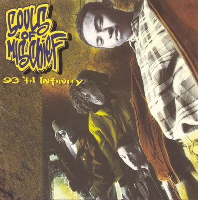 Souls Of Mischief - 93 'Til Infinity [2 x LP] - Unearthed Sounds