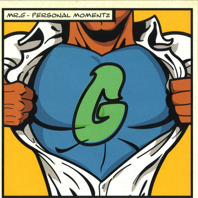 Mr G - Personal Momentz - Unearthed Sounds