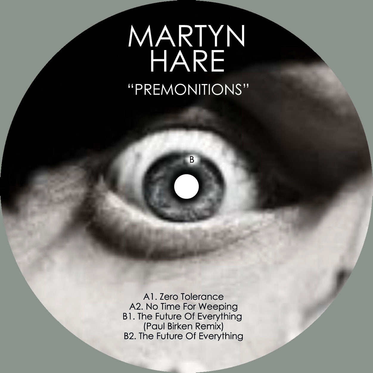 Martyn Hare - Premonitions - Unearthed Sounds