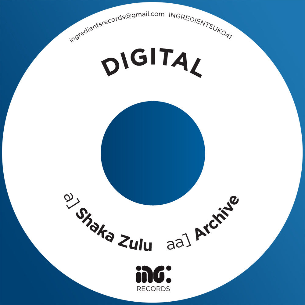Digital - Shaka Zulu / Archive - Unearthed Sounds