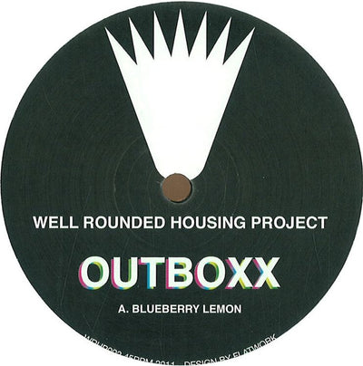 Outboxx - Blueberry Lemon EP - Unearthed Sounds