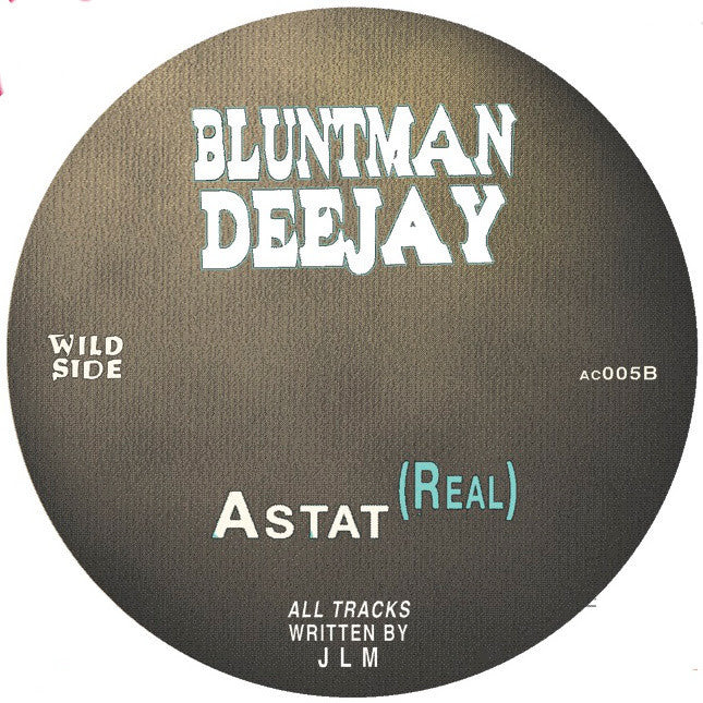 Bluntman Deejay - Esoteric (Real) - Unearthed Sounds