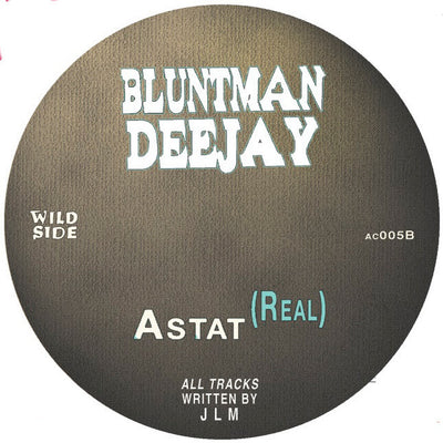 Bluntman Deejay - Esoteric (Real) - Unearthed Sounds, Vinyl, Record Store, Vinyl Records