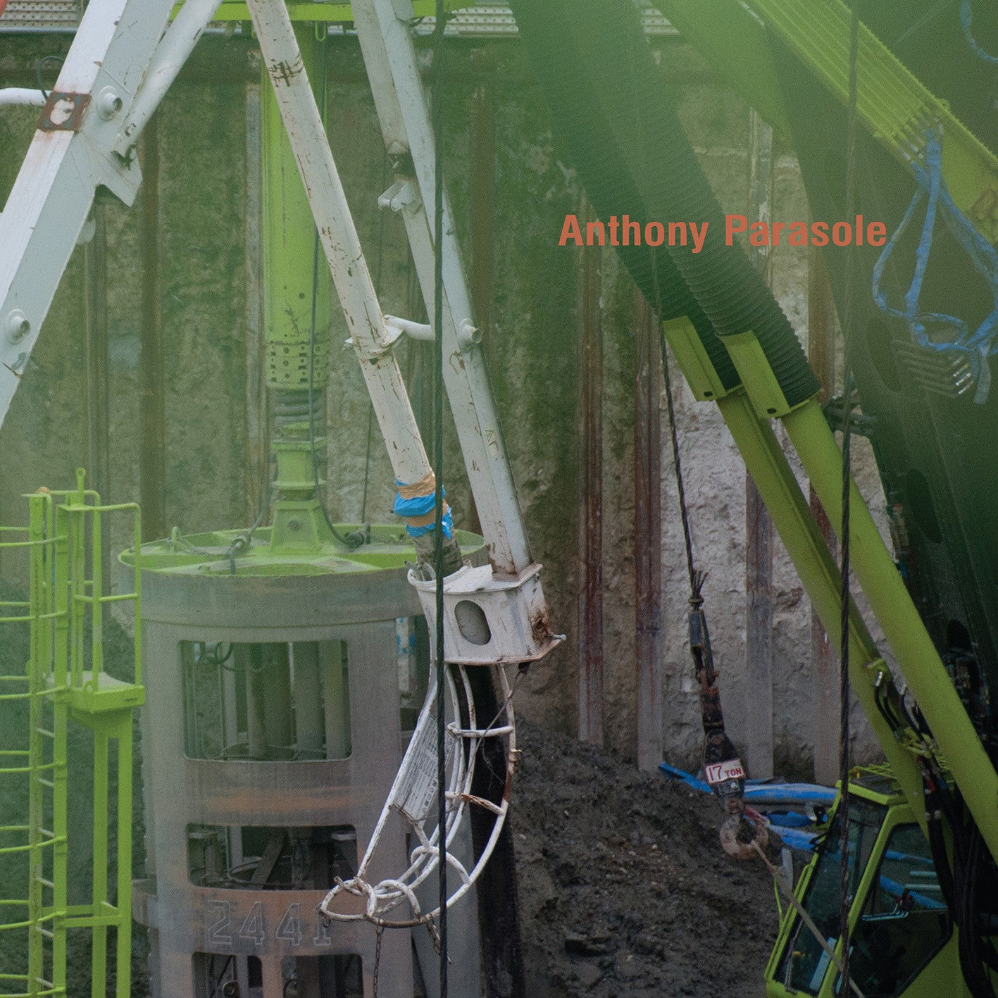 Anthony Parasole - My Block - Unearthed Sounds