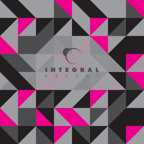 "Integral Select - V/A [2x12"" Inc. 13-Track Compilation CD]"