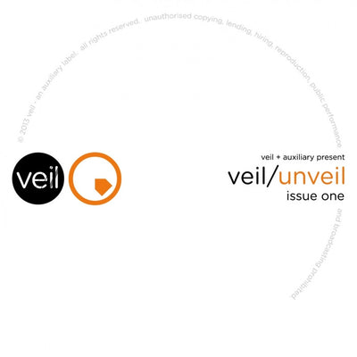 Veil/Unveil - Issue 1 - Unearthed Sounds