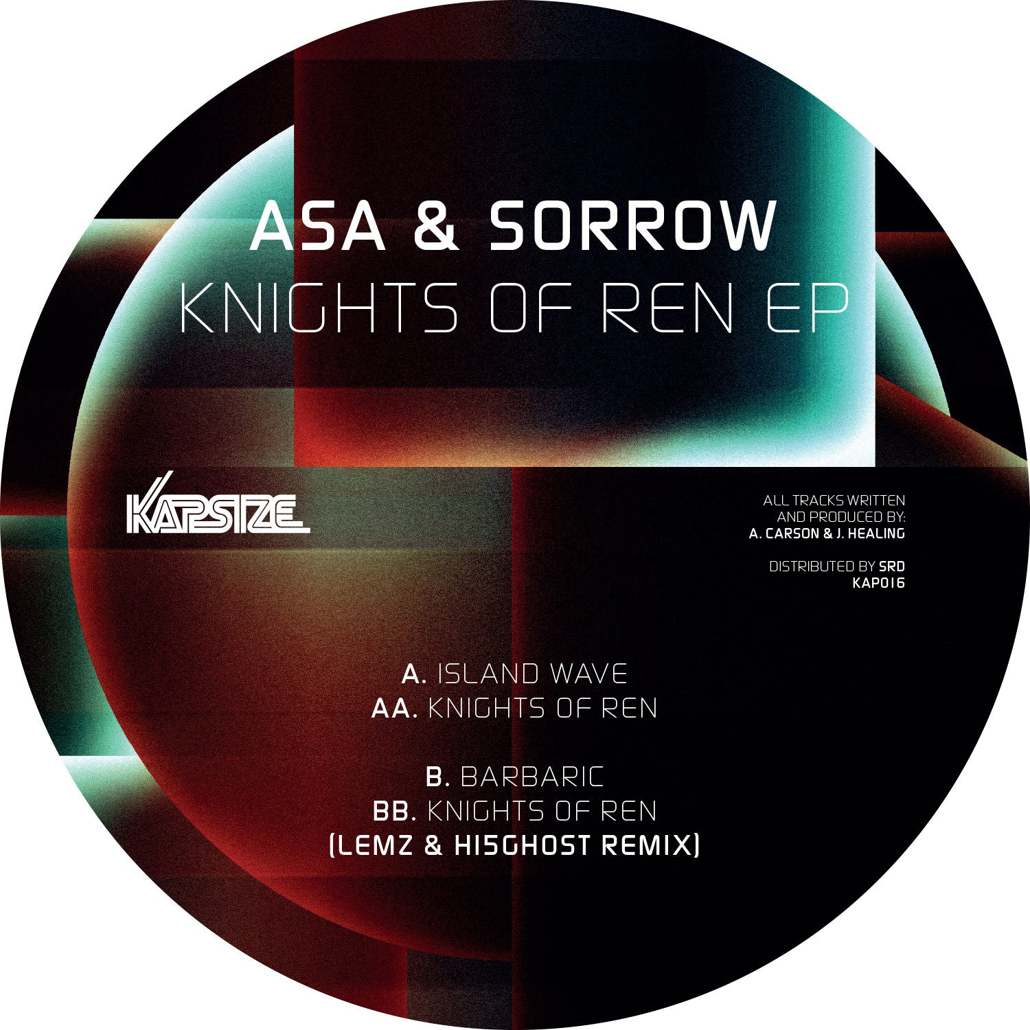 Asa & Sorrow - Knights of Ren - Unearthed Sounds