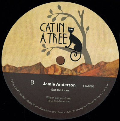 Joshua Iz / Jamie Anderson - Get to Know / Got the Horn - Unearthed Sounds