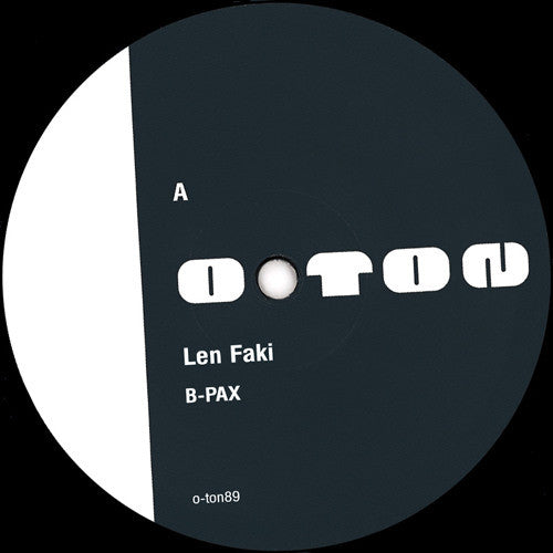 Len Faki - Basement Trax Vol. 2 - Unearthed Sounds