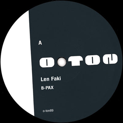 Len Faki - Basement Trax Vol. 2 - Unearthed Sounds, Vinyl, Record Store, Vinyl Records