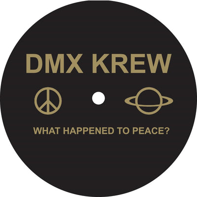 DMX Krew - What Happened to Peace? - Unearthed Sounds