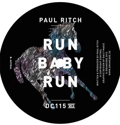 Paul Ritch - Run Baby Run - Unearthed Sounds