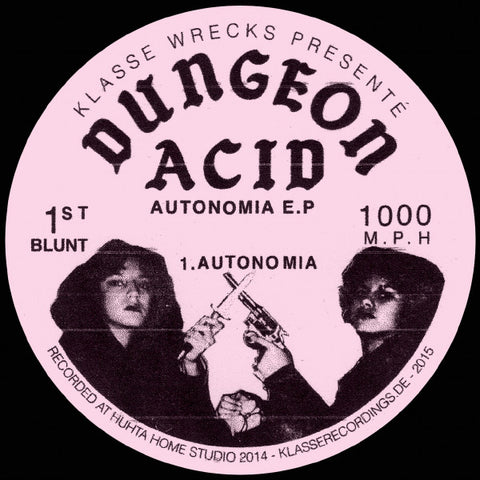 Dungeon Acid - Autonomia